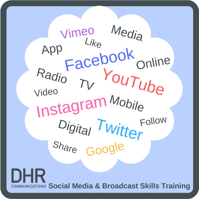 Training Day in Social Media and Broadcast Media Skills
