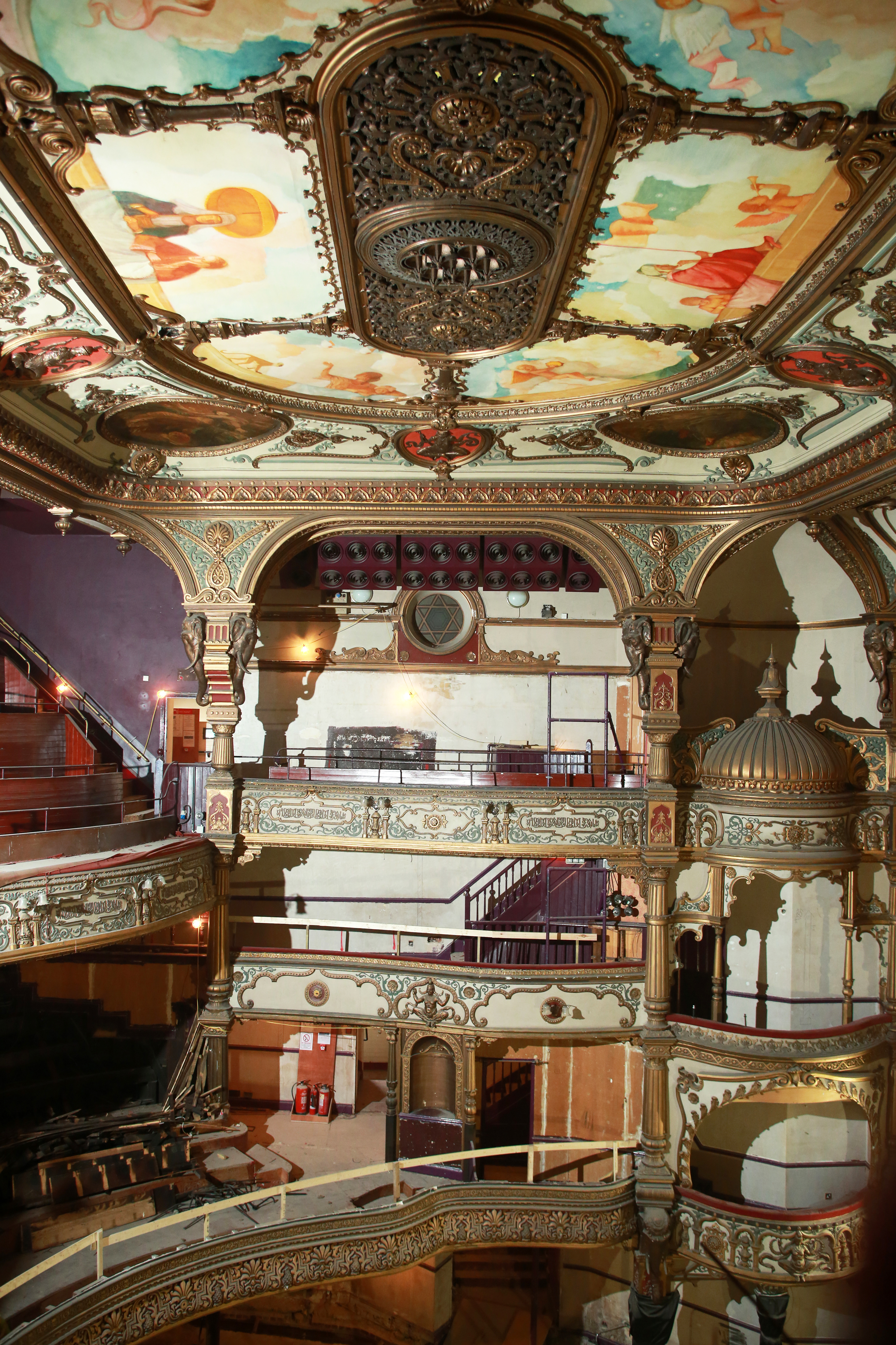 The Conservation of the Grand Opera House Auditorium, Belfast by Ruth Bothwell