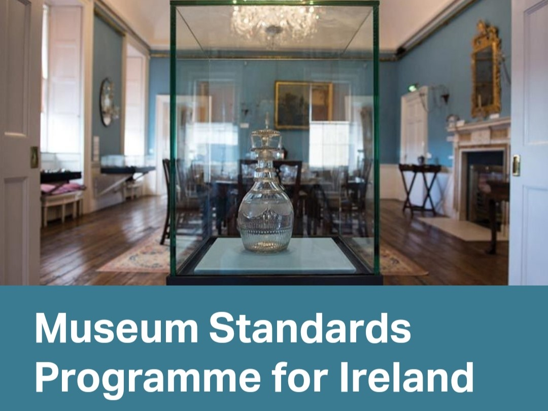 The ICRI Board & Museum Standards Programme for Ireland seek to establish a panel of experts from our membership who will be able to provide expert advice/answers during online training sessions on Collection Care.
